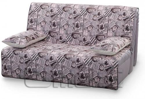 Акварель Аккордеон диван Ткань Акварель пресса A32142