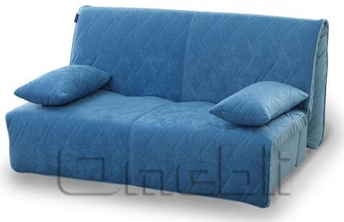 Акварель Аккордеон диван Ткань Алоба 27 A32139