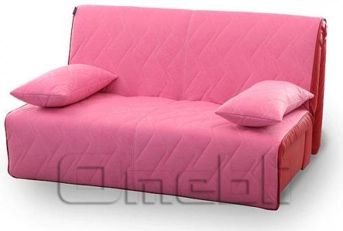 Акварель Аккордеон диван Ткань Алоба 38 A32137