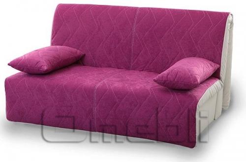 Акварель Аккордеон диван Ткань Алоба 39 A32138