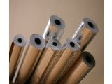 Фото  1 Теплоизоляция из вспененного полиэтилена Тубекс/Tubex в алюминиевой фольге, Чехия, диаметр 108мм, толщина 15мм 1914603
