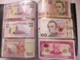 Фото  6 Набор банкнот НБУ 6996 - 2066 - 20 лет денежной реформы Украины купюры 6879297