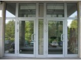 Фото 1 Качественные ✔Алюмииевые входные двери по доступным ценам 2457