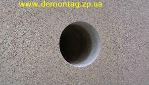 Фото 1 Алмазное сверление отверстий Запорожье, Днепр 329570