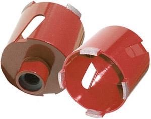 Алмазная коронка 82 мм для перфоратора подрозетник