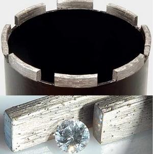 Алмазная коронка