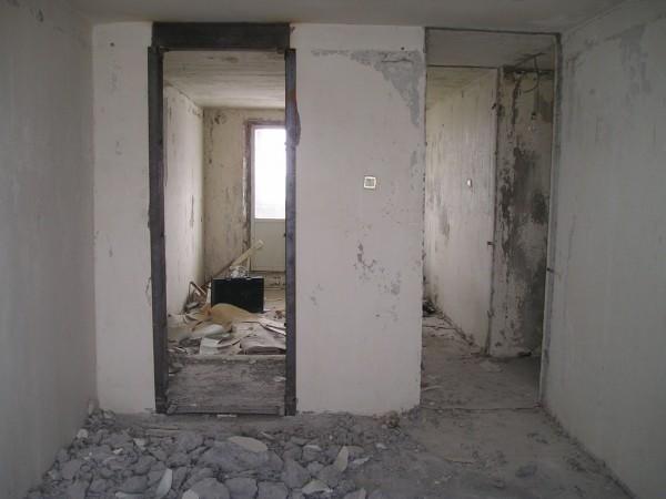 АЛМАЗНАЯ РЕЗКА БЕТОНА, КИРПИЧА. Вырезка проёмов для дверей, ниши, арки