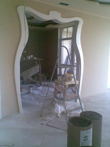 Алмазная резка дверных и оконных проёмов; Алмазная резка - арки, выходы на балконы;