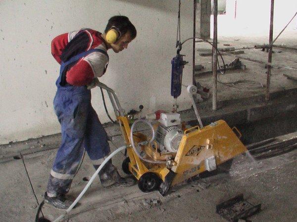 Фото  1 Алмазная резка проемов  в бетоне 1433573