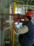 Алмазне буріння отворів в з/бетоні діаметром 82мм
