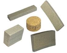 Алмазные сегменты по железобетону на диски для стенорезных машин SOLGA DIAMANT (Испания)