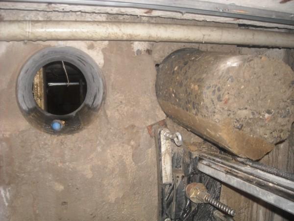 Сверление отверстий в бетоне (стоимость минимального вызова)