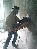 Алмазорезание бетона. Без пыли. Киев