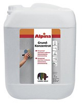 Alpina Grund-Konzentrat - глубоко проникающая грунтовка