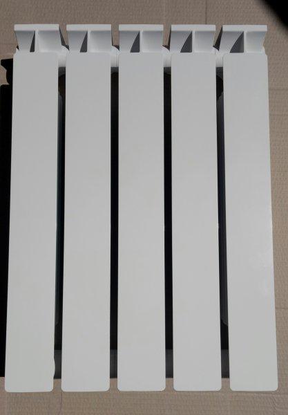 Фото 5 Продам биметаллический радиатор АЛТЕРМО-7 500*96 (Полтава) 327250