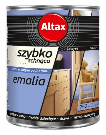 Altax Быстросохнущая эмаль безопасна для игрушек
