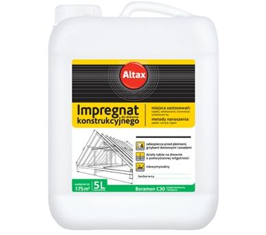 Altax Boramon C30 Антисептик для древесины от вредителей и грибков.