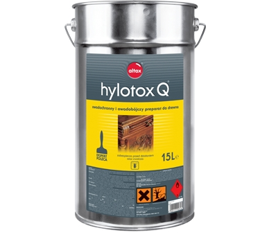 Altax Hylotox Q Антисептик для уничтожения вредителей которые завелись в дереве