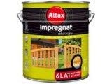 Фото  1 Altax Impregnat 4.5л do drewna Альтакс Импрегнат для дерева 2364282