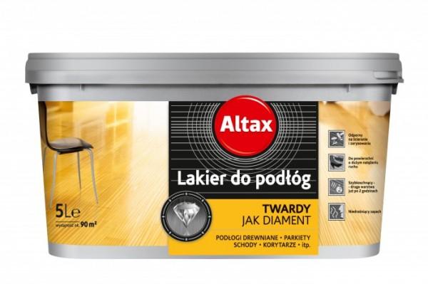 Altax Lakier do podlog Альтакс лак для пола на водной основе