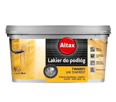 Altax Lakier Альтакс лак для пола