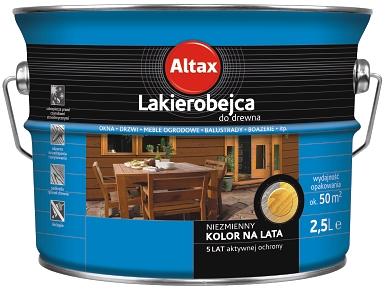Altax lakierobejca do drewna / Altaxin Q лакобейц 3в1 (грунтовка морилки лак)