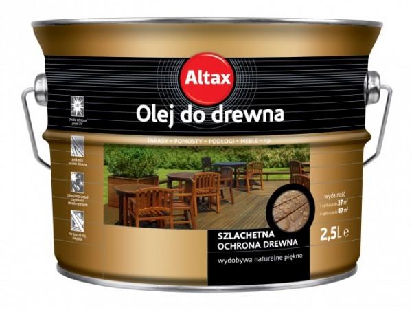 Altax Olej do drewna Альтакс масло для садовой мебели