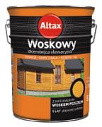 Altax Woskowy Альтакс Восковой Лак для наружный работ 5л