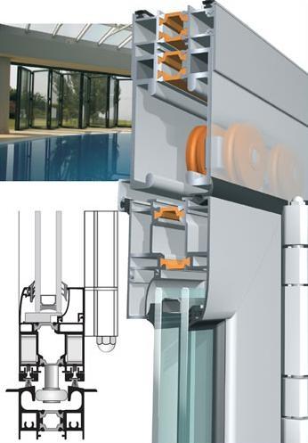 Alumil. Алюминиевые окна, двери, перегородки, фасады, зимние сады, перила