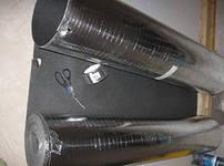 Алюфом тип С-5 мм, химически сшитый пенополиэтилен, одностороннее фольгирование на клеевой основе. Пенофол. Изолон