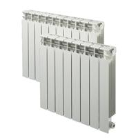 Алюминевые радиаторы MIRADO изготовленны из материала с повышенной теплопроводностью.