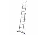 Фото  1 Алюминиевая двухсекционная лестница 2 х 6 ступеней (универсальная) 2356915