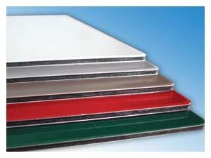 Алюминиевая композитная панель