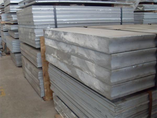 Алюминиевая плита 45мм (1,2х3,0м) Д16 Б, порезка по ширине, доставка по Украине.