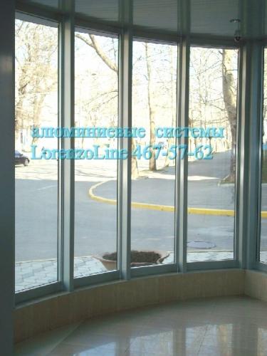 Алюминиевые двери, окна, фасадное остекление профилем KURTOGLU. Осуществляем поставки профиля во все регионы Украины.