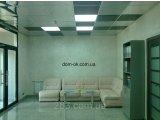 Фото  2 Алюминиевые кассетные потолки AL, RAL 9003 Плоская 2298494
