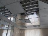 Фото  8 Алюминиевые кассетные потолки AL, RAL 9003 Плоская 2298494