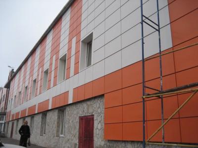 Алюминиевые композитные панели TOYO, огнеупорные композитные панели TOYO (цена за метр квадратный)
