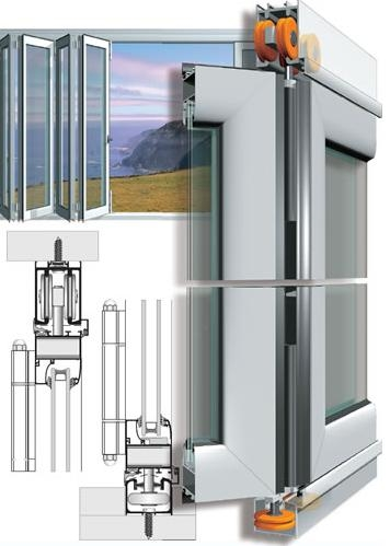Алюминиевые конструкции из теплого и холодного алюминия. (окна, двери, балконы, фасады, перегородки т. д)