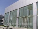 Алюминиевые окна, фасадное остекление профилем KURTOGLU. Осуществляем поставки профиля во все регионы Украины.