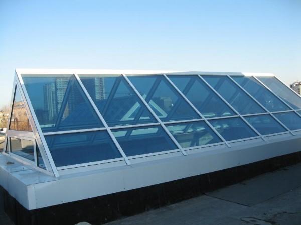 Алюминиевые окна, раздвижки