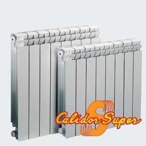 Алюминиевые радиаторы — Calidor 100 S3 (Fondital)