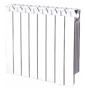 Алюминиевые радиаторы Global изготавливаются методом технологии литья под давлением.