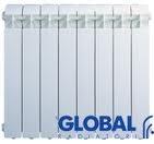 Алюминиевые радиаторы Global Vox 500(Италия)