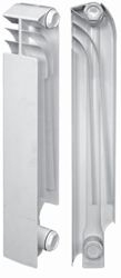 Алюминиевые радиаторы Tenrad 500