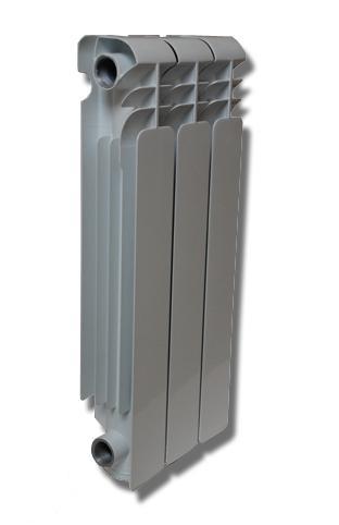Алюминиевые секционные радиаторы Di Calore Standart Макс. рабочее давление – 16 атм Максимальная температура - 110