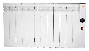 Алюминиевый электроотопительный радиатор «РИО» 12 секций