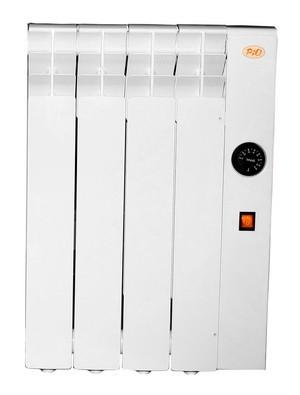 Алюминиевый электроотопительный радиатор «РИО» 4 секции