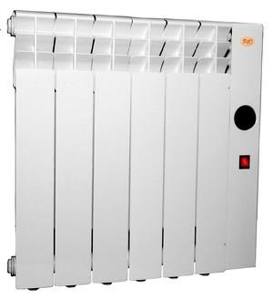 Алюминиевый электроотопительный радиатор «РИО» 6 секций