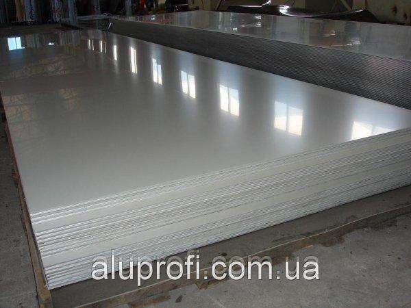 Фото  1 Алюминиевый лист 3.0мм (1,0х2,0м) 1050 А Н24 1662743